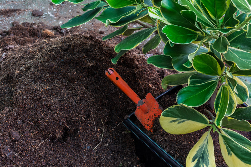 Aged Compost - Soil Kings - Bulk Landscape Supplies Calgary