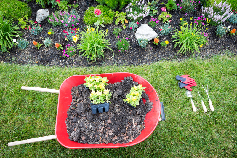 Landscaping Season is On! Do You Have the Materials You Need? - Soil Kings - Bulk Landscape Supplies Calgary