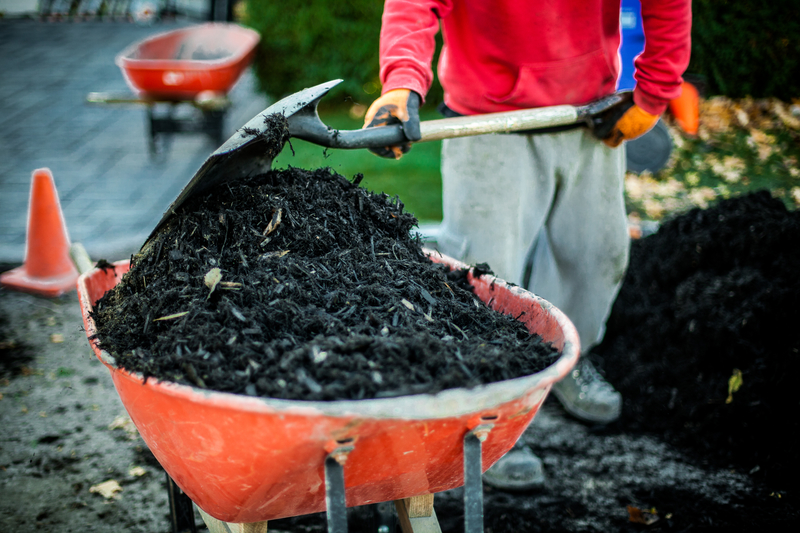 When to Use Topsoil vs Garden Mix - Soil Kings - Bulk Landscape Supplies Calgary
